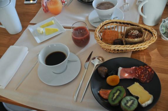 Petiot déjeuner Cordeillan Bages