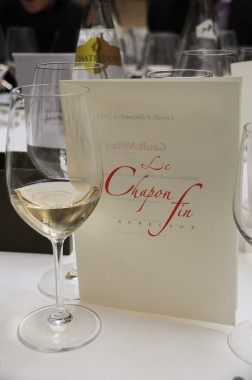 restaurant Le Chapon Fin Bordeaux