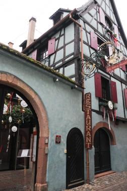 La Table du Gourmet Riquewihr (1)