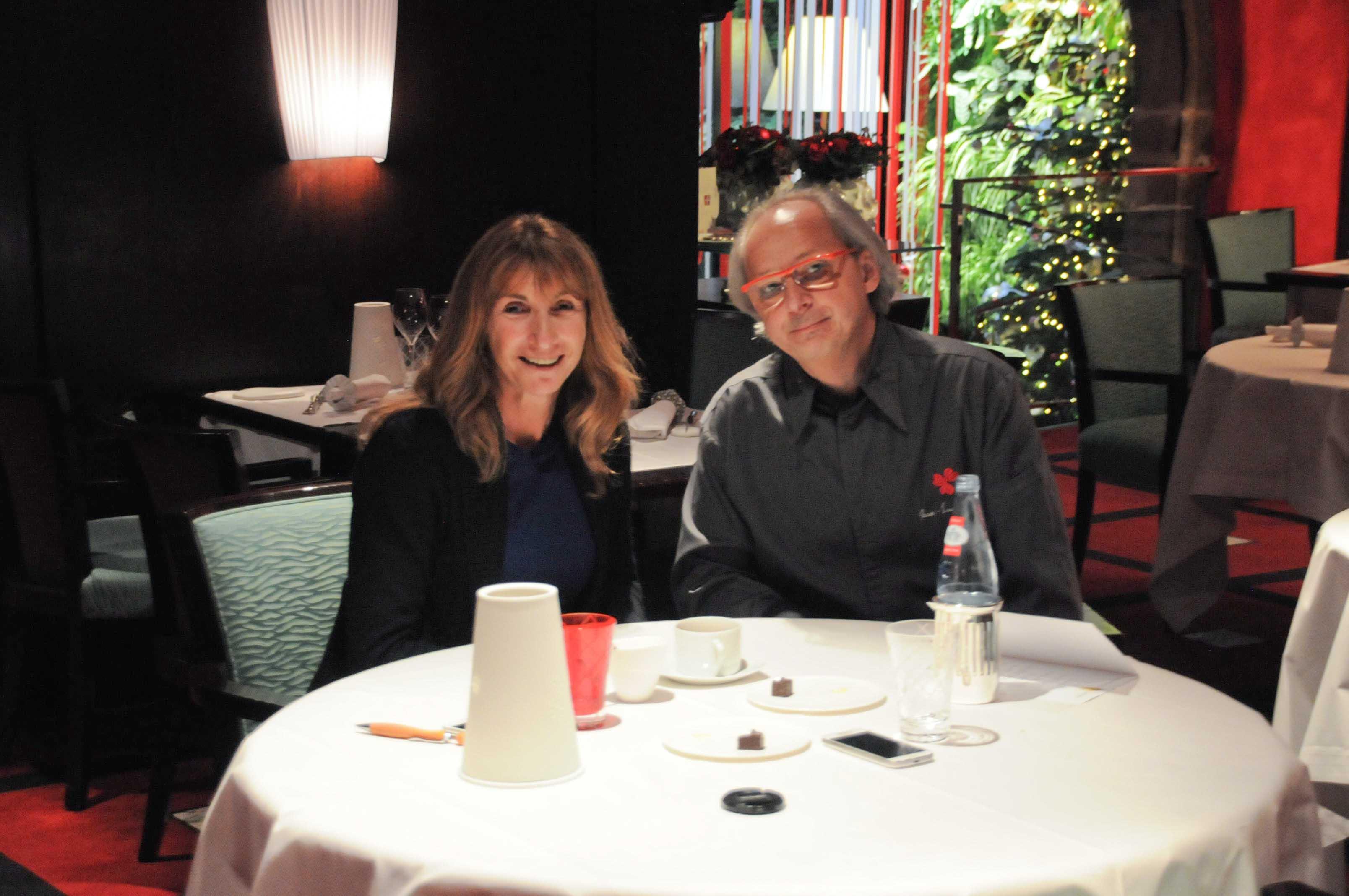 Jean luc brendel la table du gourmet riquewihr 28 - Restaurant riquewihr table du gourmet ...