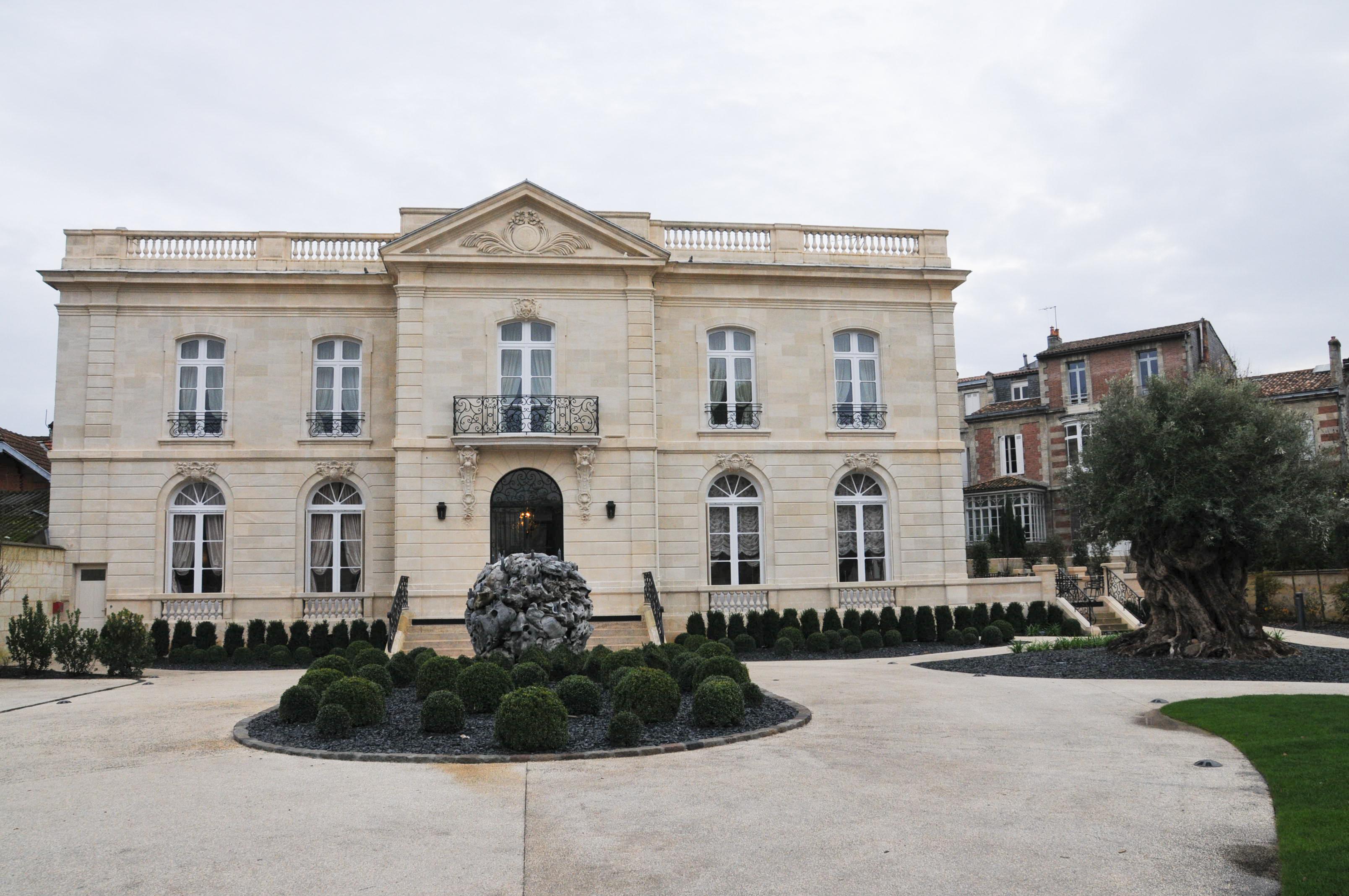 La grande maison bordeaux 47 for Maison bordeaux