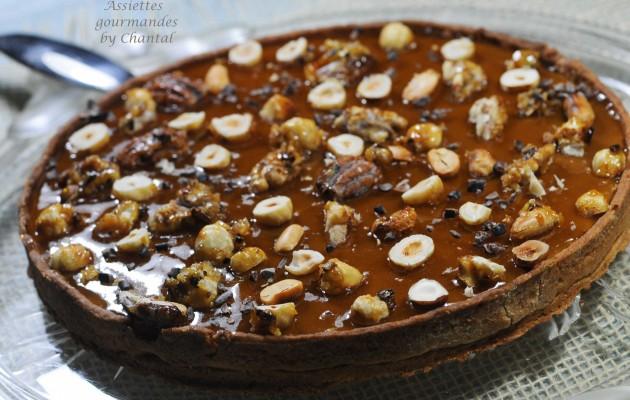 tarte caramel 1