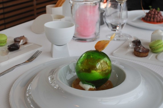 dessert restaurant l'Aquarelle (35)