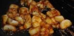 Recette mousse bananes caramélisées