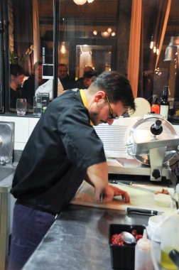 Hubert Vergoin restaurant Substrat Lyon (9)