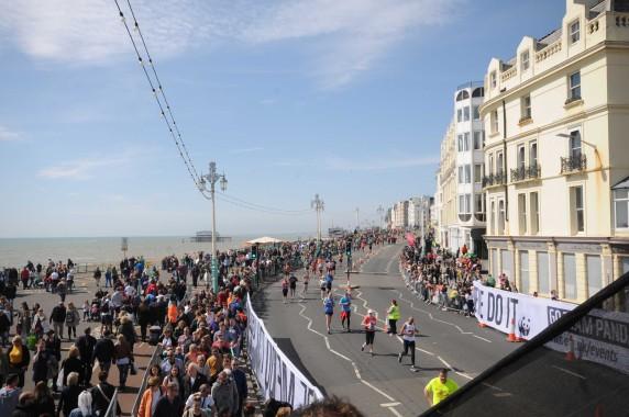 marathon Brighton