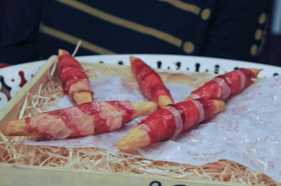 Jambon baguette de ferran adria