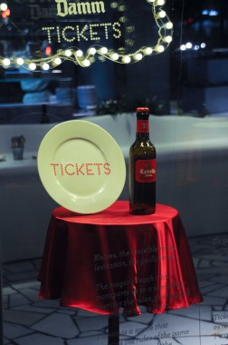 tapas restaurant tickets