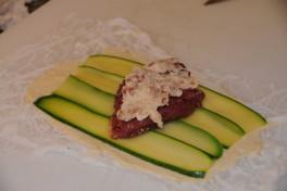 Dodine pigeon foie gras