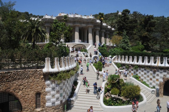 Park Güell Barcelone (15)