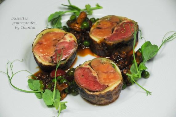 dodine pigeon foie gras 4
