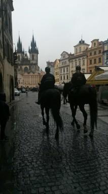 Police Prague
