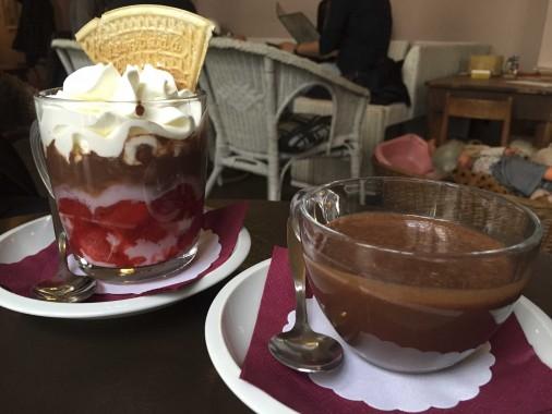 Chocolat chaud Prague 1082