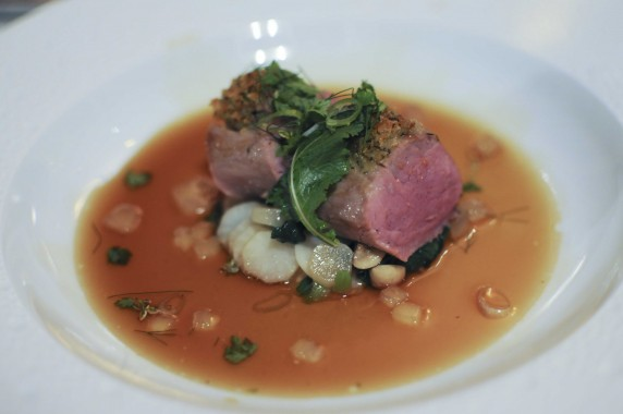 Filet de veau Le Pressoir d'Argent Gordon Ramsay (39)
