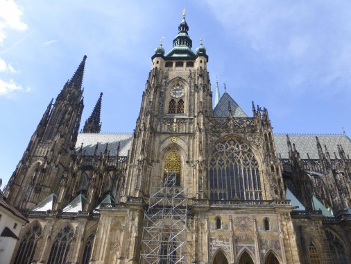 cathedrale Prague