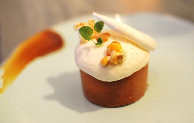 Dessert restaurant AG Les Halles