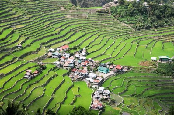 Batad Rizières Philippines