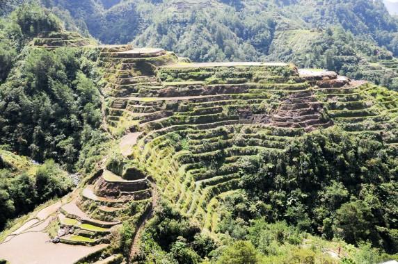 Banaue Rizières Philippines