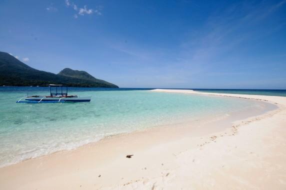 White Island Camiguin Philippines