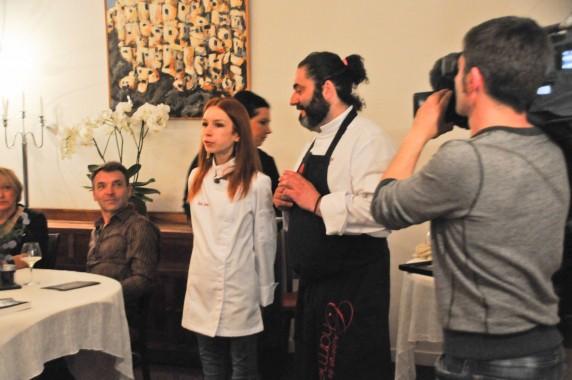 Chef Nicolas Isnard