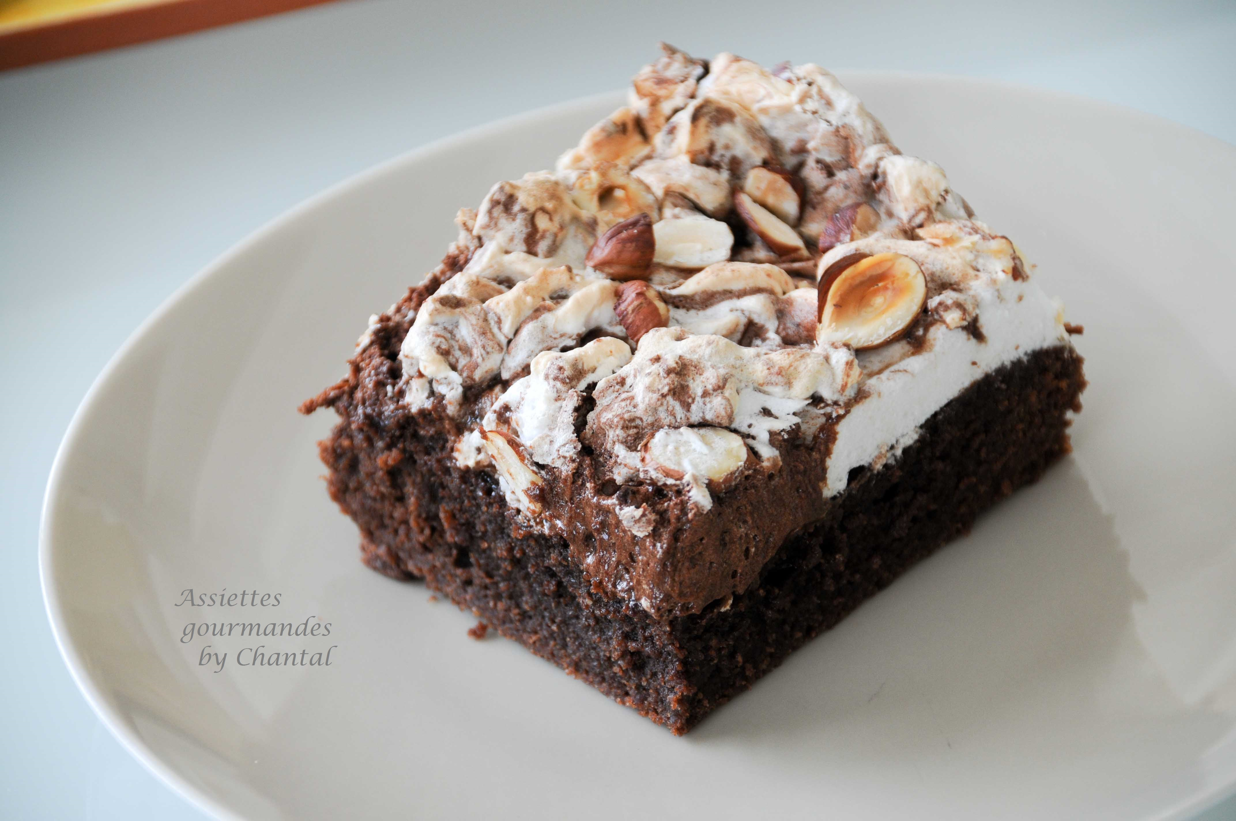Brownie thermomix