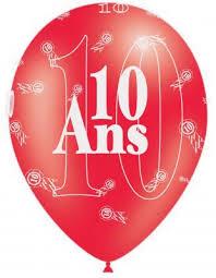 dix ans