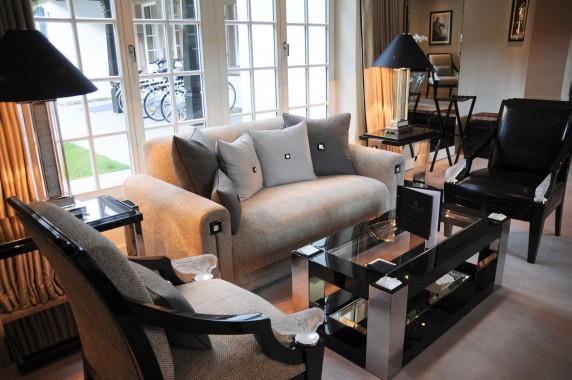 Lounge Villa René Lalique