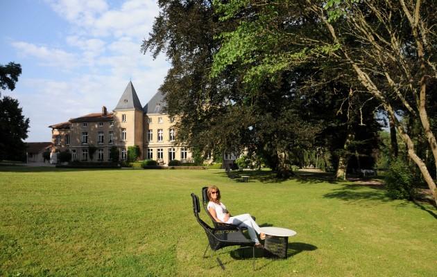 Château d'Adoménil