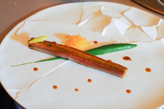 Filet d'anguille Olivier Nasti Chambard (20)