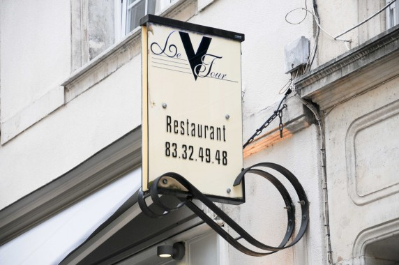 restaurant le V Four Nancy (1)