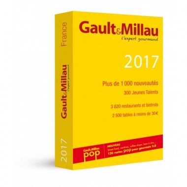 guide-Gault et Millau france-2017