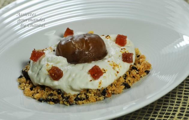 Dessert Michel Sarran 3
