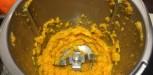 Dessert marron, mandarine, potimarron (5)