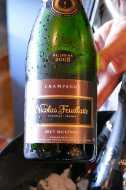 Champagne Feuillate
