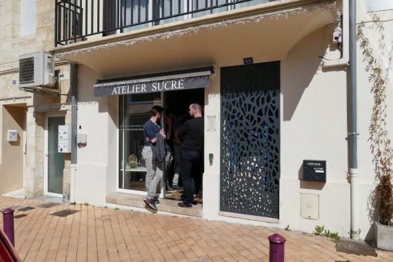 l'Atelier Sucré Latresne