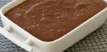 gateau chocolat - Recette Christophe Saintagne