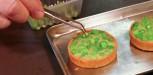 tarte petits pois - Recette Nicolas Masse