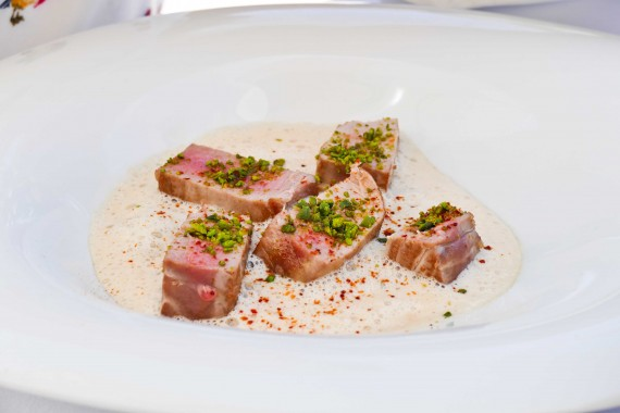 restaurant Ilura La Réserve Fabrice Idiart (31)