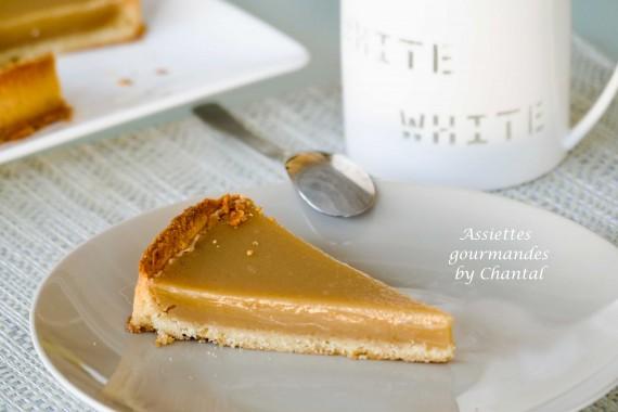 recette tarte sirop érable 1