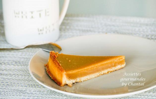 recette tarte sirop érable 2