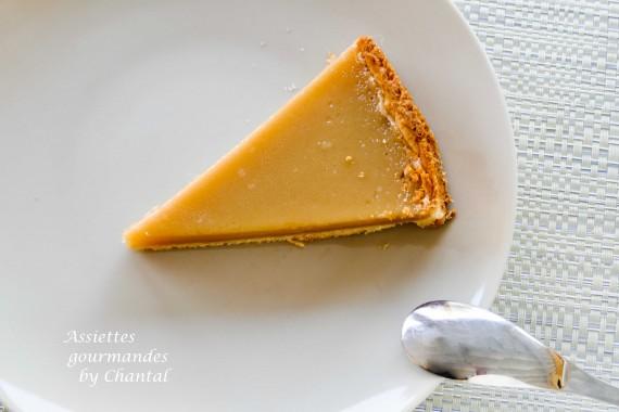 recette tarte sirop érable 3