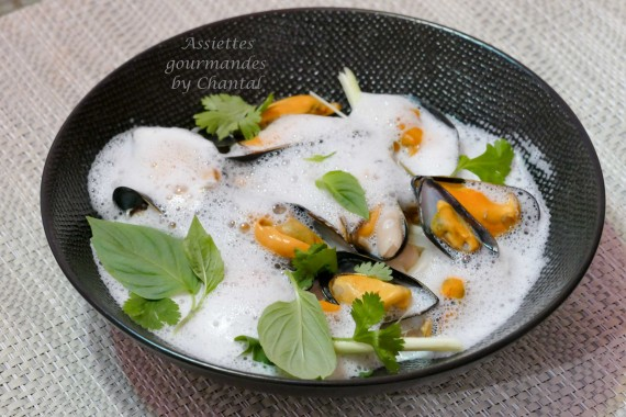 recette moules William Ledeuil 2