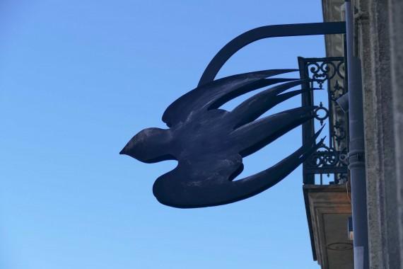 restaurant l'Oiseau Bleu Bordeaux (1)