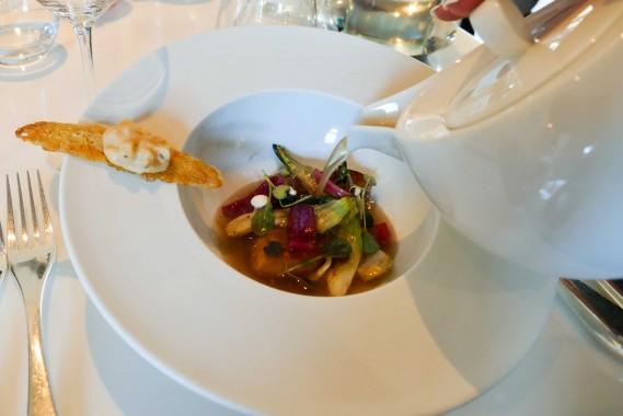 restaurant l'Oiseau Bleu Bordeaux (11)