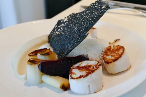 restaurant l'Oiseau Bleu Bordeaux (17)