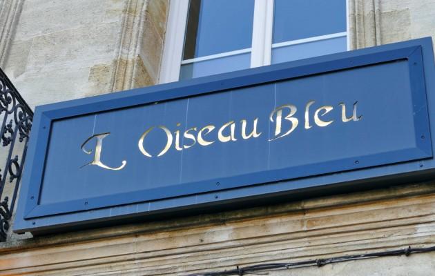 restaurant l'Oiseau Bleu Bordeaux (3)