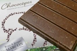 chocolat cèpes weiss