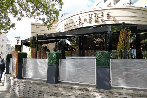 restaurant Laurie Raphaël Québec (1)