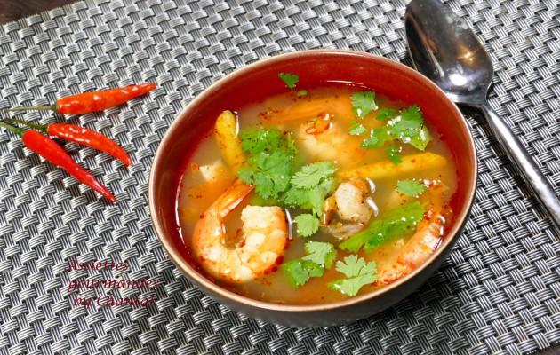 soupe thai 1