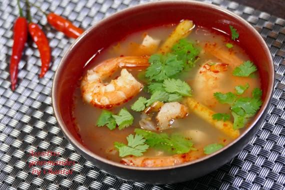soupe thai 2